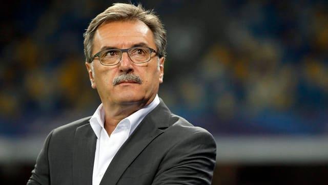 Ante Cacic muss sich einen neuen Verein suchen.