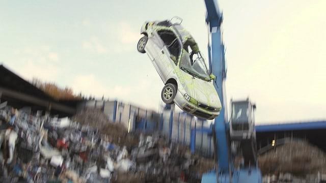 Video «Autosünden – Was man sonst nie machen darf» abspielen