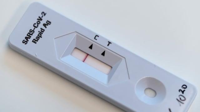 negativer Coronatest