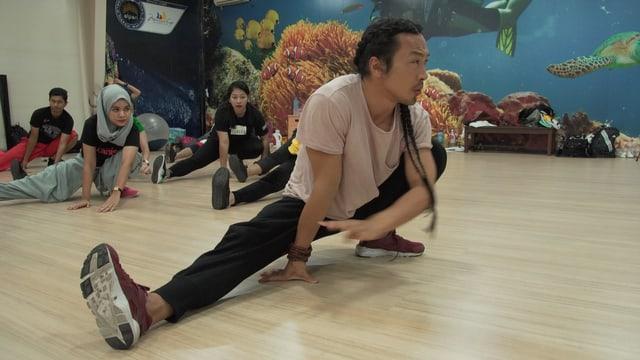 Viet Dang folgte kompromisslos seiner inneren Stimme und wurde Tänzer.