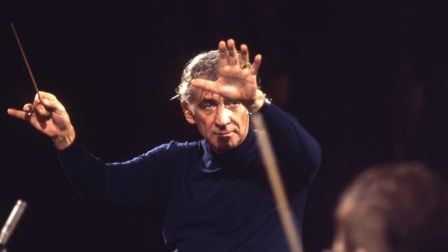 Video «Leonard Bernstein – das zerrissene Genie» abspielen