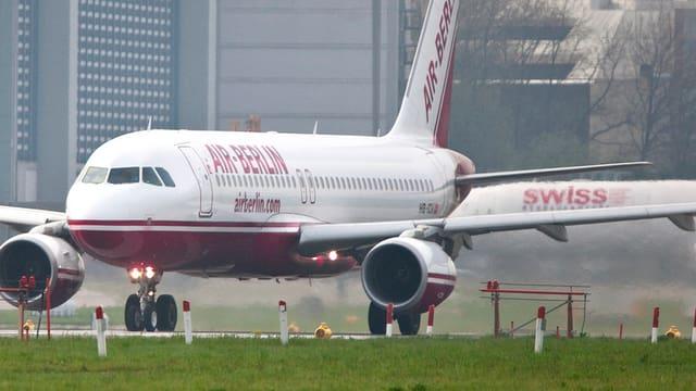 Air Berlin-Flieger.