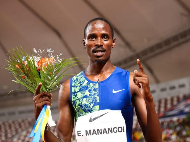 Elijah Manangoi.