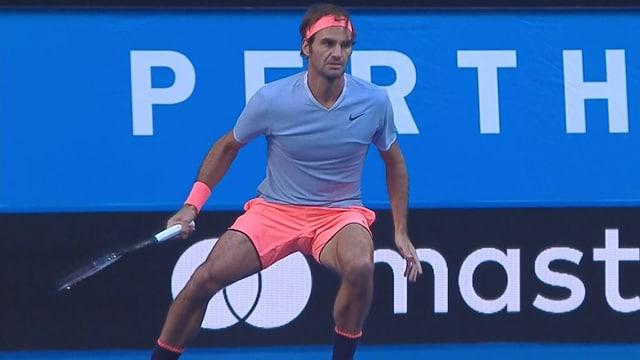 Giugader da tennis.
