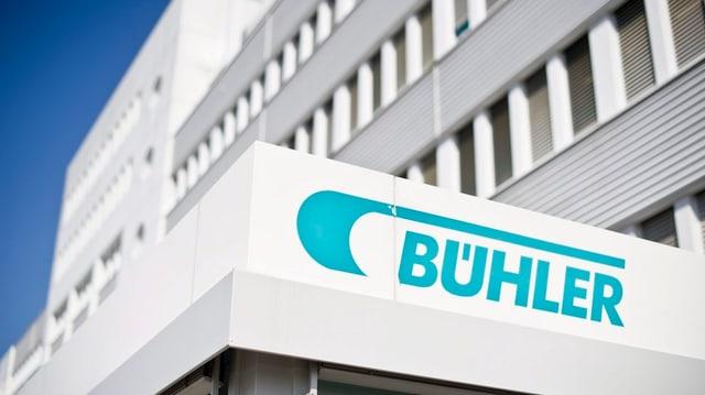 Der Hauptsitz des Uzwiler Technologieunternehmens Bühler.