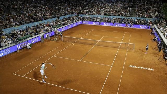 Turnier a Belgrad