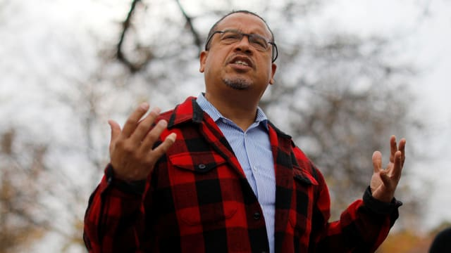 Keith Ellison wird Generalstaatsanwalt in Minnesota.