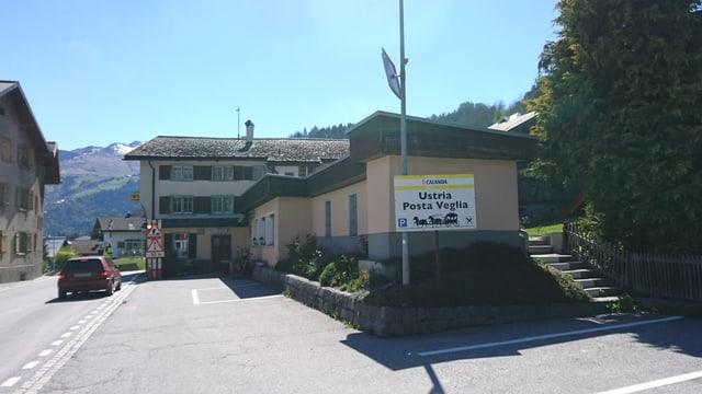 L'ustaria Posta Veglia a Schluein