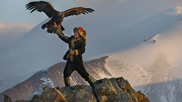 Video «The Eagle Huntress – Die Adler-Jägerin» abspielen