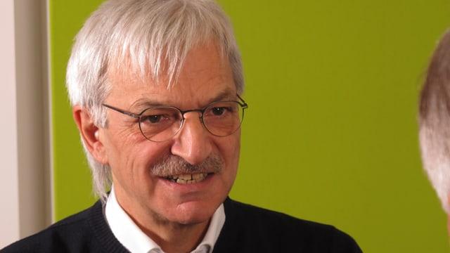 Porträt Peter Eisenhut