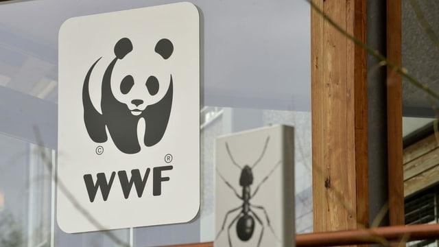 Logo WWF.