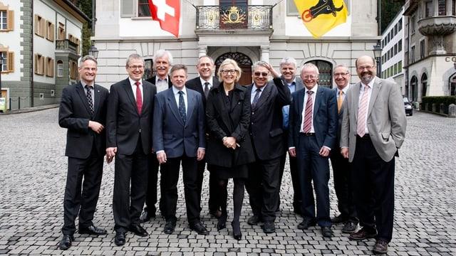 Komitee in Altdorf
