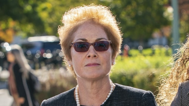 Marie Yovanovitchs Aussage bislang