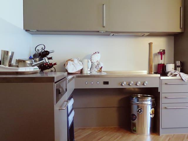 Bild der Küche