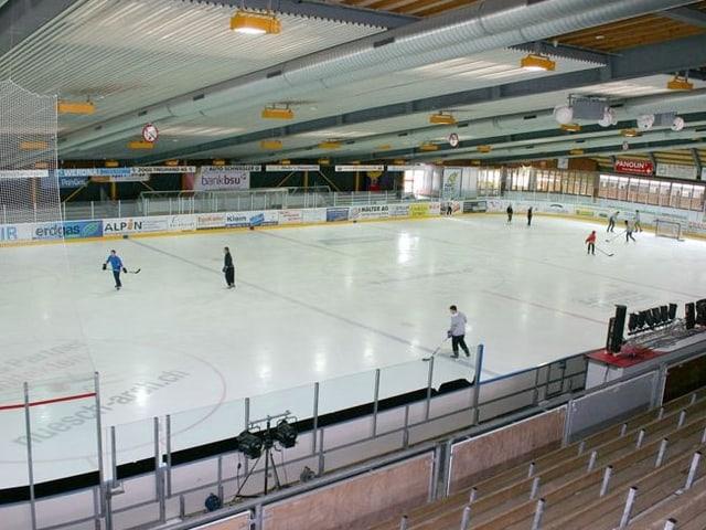 Eishalle Chreis in Dübendorf