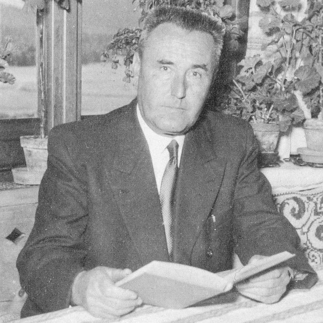 Jon Vonmoos-Michael 1902 - 1980