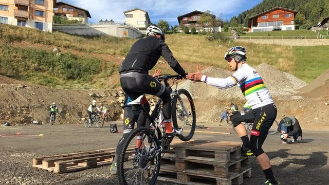 Nino Bike Days 2019 a Mustér