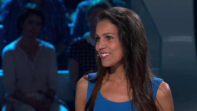 Video «Lebensfreude pur – Stephanie Märklin» abspielen