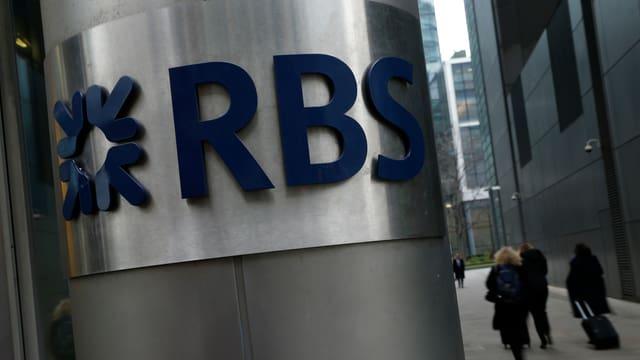 Royal Bank of Scotland ha da pajar chasti da record.