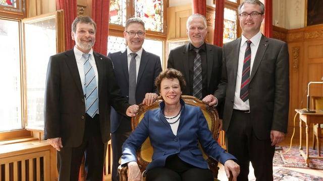 Solothurner Regierungsrat