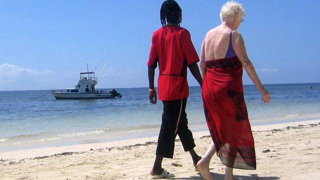Video «Liebesparadies Afrika» abspielen