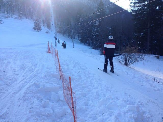 Skilift Balmberg
