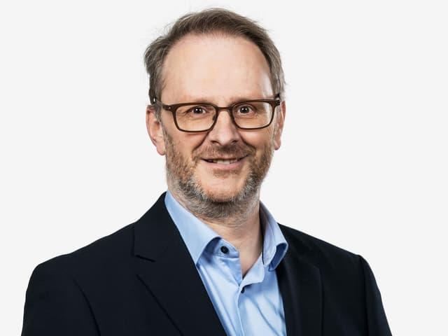 Portraitbild Daniel Hofer