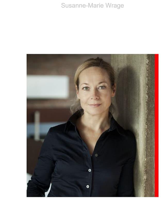 Portrait Susanne-Marie Wrage