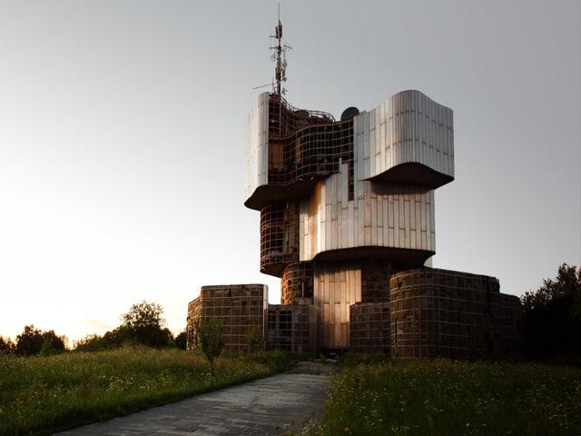 Monument Petrova Gora, Kroatien