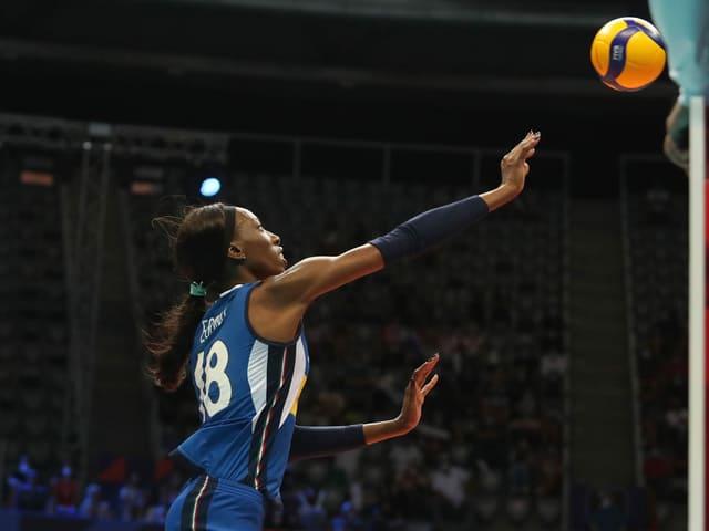 Italiens Weltklasse-Spielerin Paola Egonu.