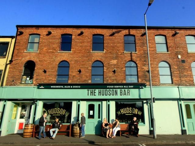 Pub in Belfast