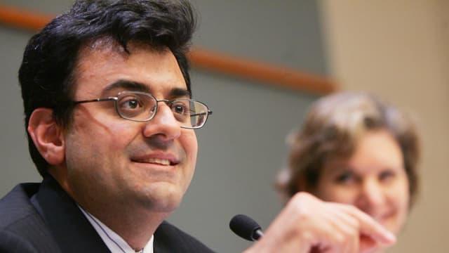 Der Richter Ujal Singh Bhatia ist einer der letzten Richter im Berufungsgericht der WTO.