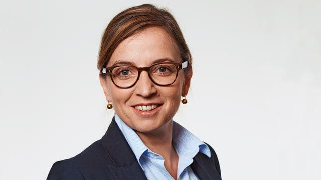 Die neue CSS-Chefin Philomena Colatrella.