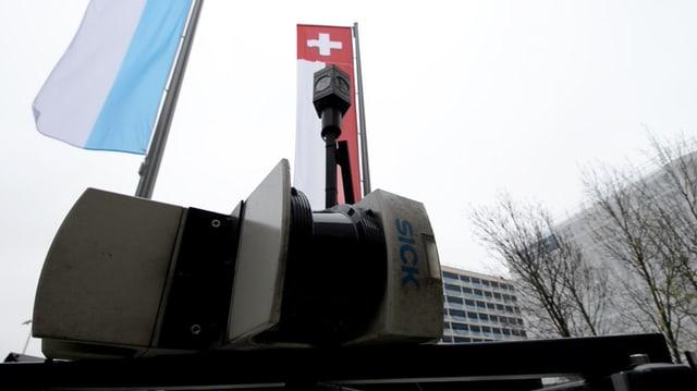 Diese Kamera knipst die Schweiz.