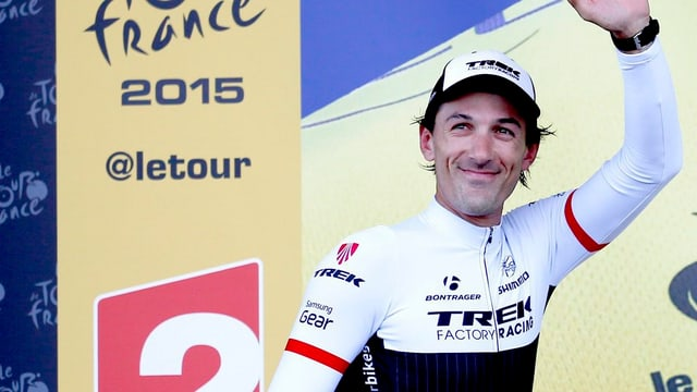 Fabian Cancellara al Tour de France.