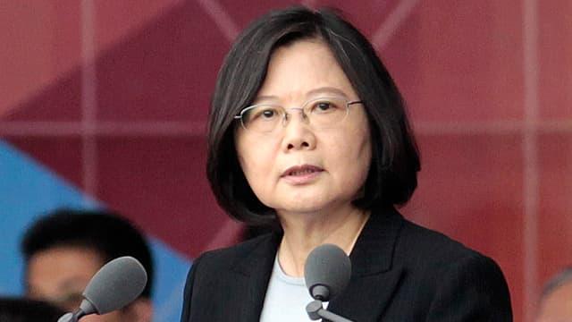 Taiwans Präsidentin Tsai Ing-wen