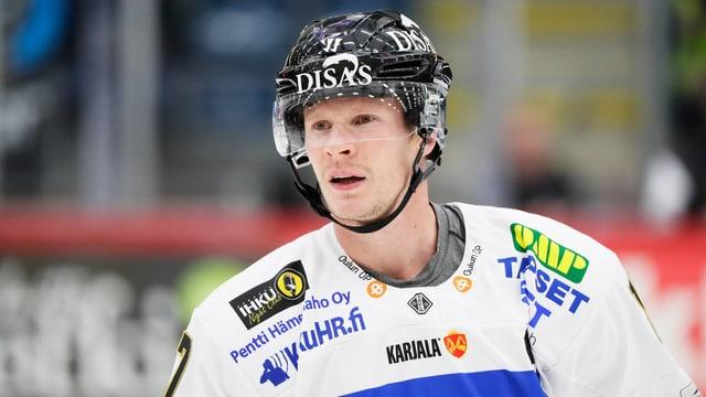 Mika Pyörälä.