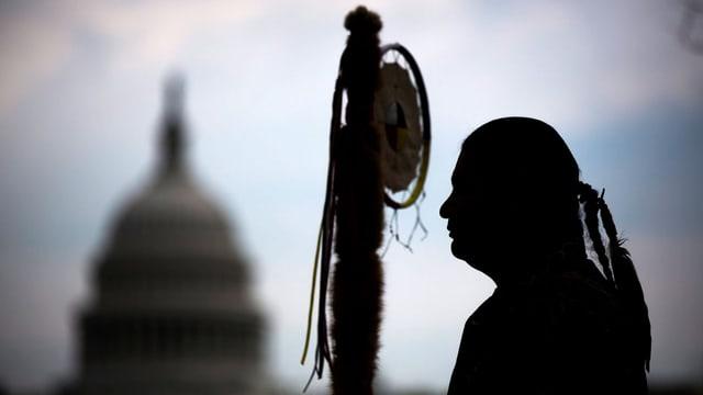 Die Sioux im heutigen Amerika