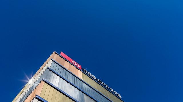 SBB Hauptgebäude