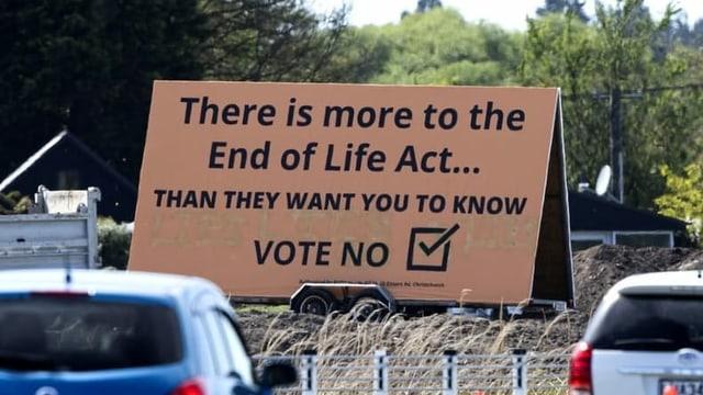 Neuseeländer sagen Ja zur Sterbehilfe