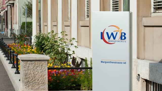 Hauptsitz der Industriellen Werke Basel