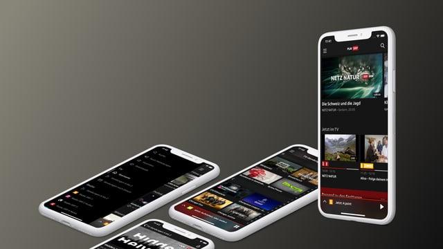 Play SRF App
