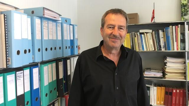 Paul Schwendener.
