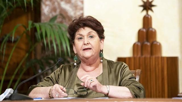 Landwirtschaftsministerin Teresa Bellanova
