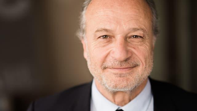 Portrait von Filippo Leutenegger
