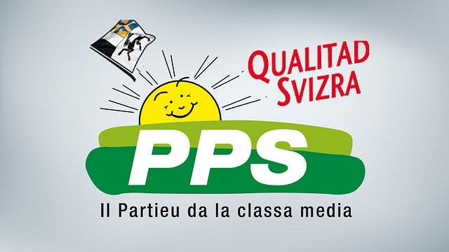 Il logo da la PPS Grischun.