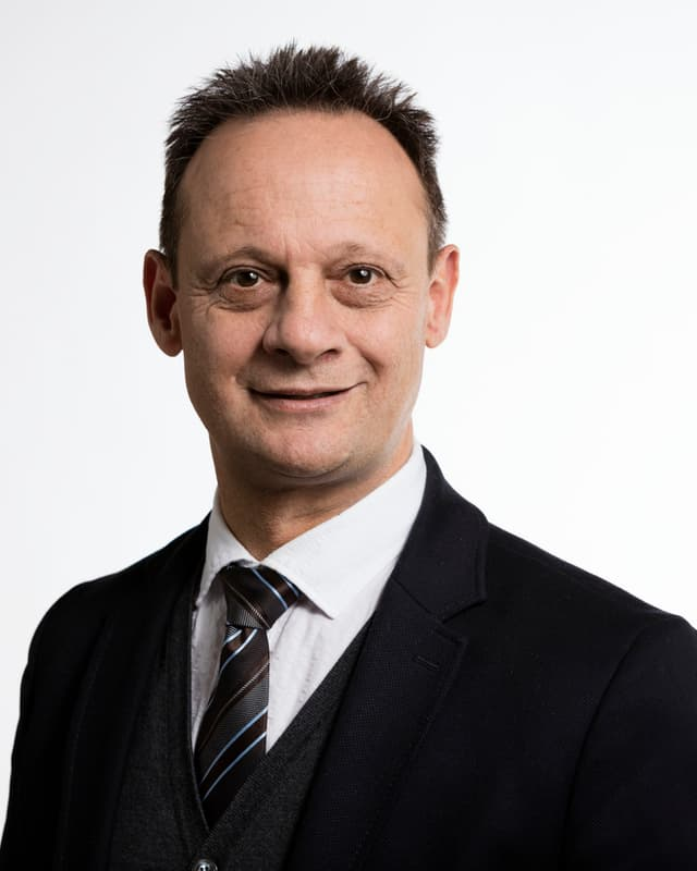 Stefan Engler, cusseglier dals chantuns PCD.