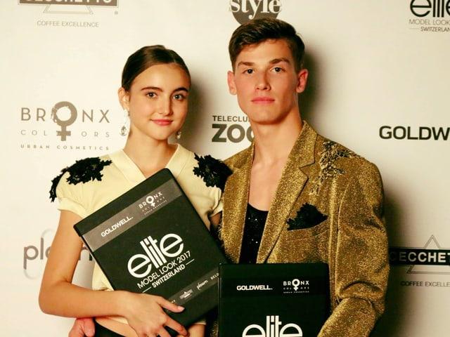Die Gewinner des Elite Model Look