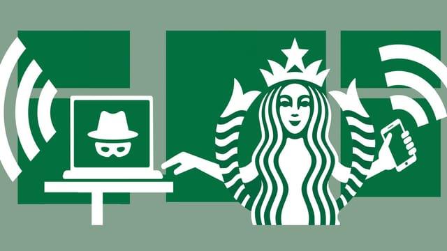 Video «Starbucks-Sicherheitslücke. Teurer Kosmetikkurs. Haarglättertest.» abspielen
