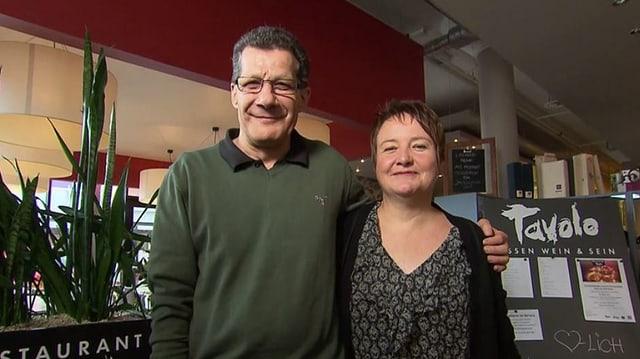 Video «Emmental-Oberaargau – Tag 2 – Restaurant Tavolo, Lyssach» abspielen